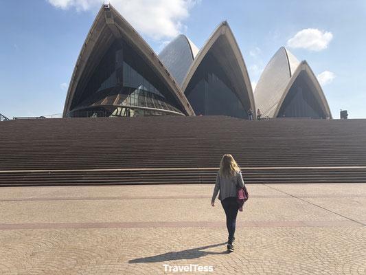 Sydney Opera House bezoeken