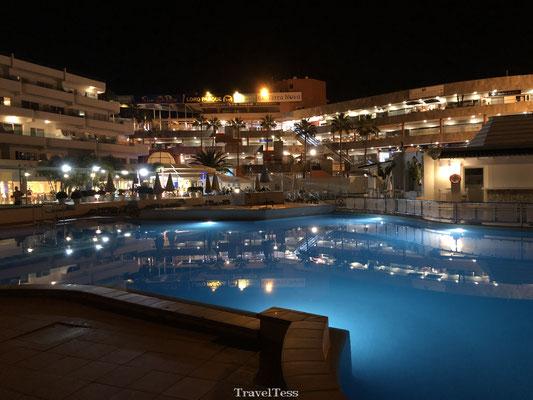Zwembad La Pinta resort