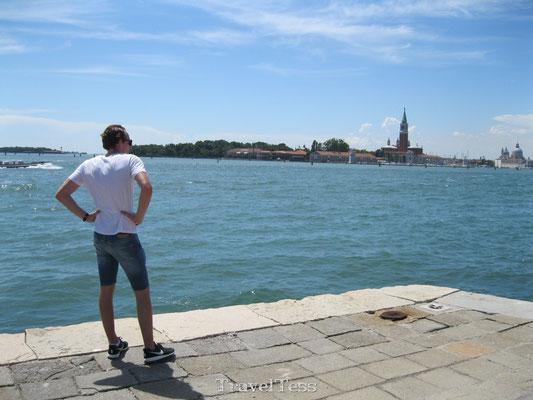 Genieten van Venetië