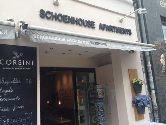 Schoenhouse Apartments Berlijn