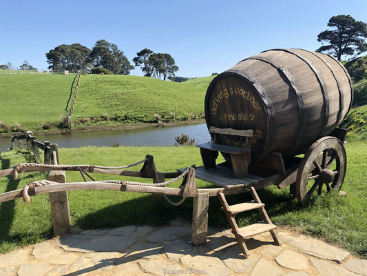 Decoratie Hobbiton Movie Sets