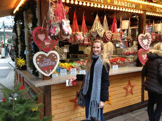 Kerstmarkten van Düsseldorf