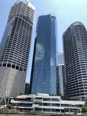 Wolkenkrabbers van Brisbane