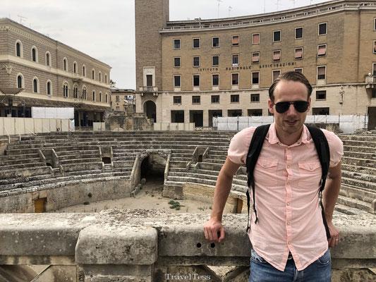 Amfitheater Lecce