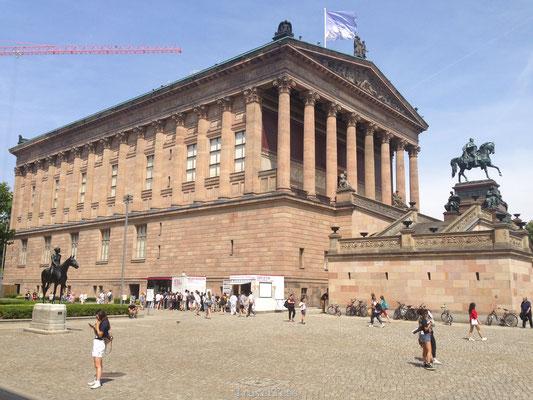 Klassieke bouwstijl Berlijn