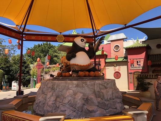 Kunfu Panda Dreamworld