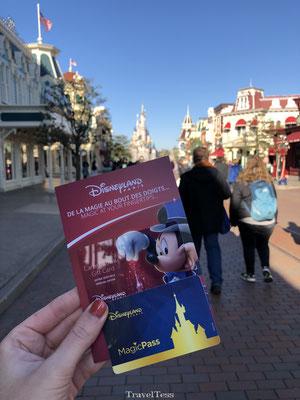 Bezoek aan Disneyland Parijs