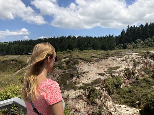 Craters of the Moon Nieuw-Zeeland