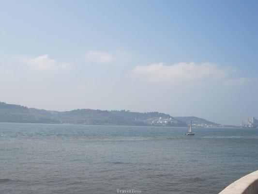 Zee bij Lissabon