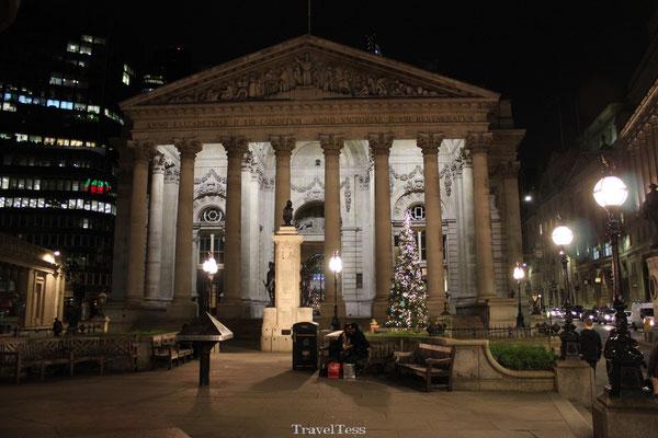 London tempel