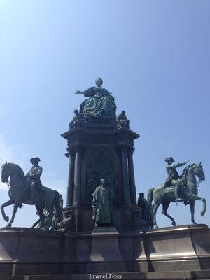 Standbeeld Wenen