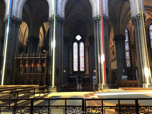 Kerk in Lille bezoeken