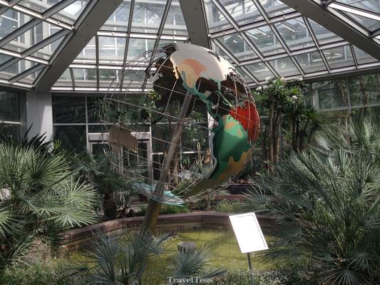 Palmgarten Frankfurt botanische tuin