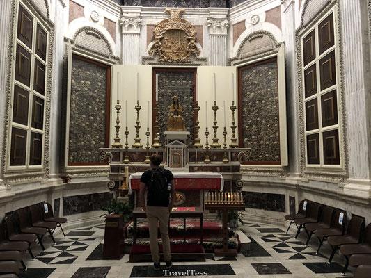 Historische kerk in Otranto