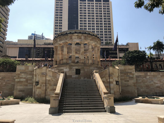 ANZAC Square Brisbane