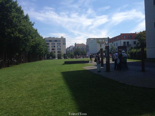 Gedenkstätte Berliner Mauer bezoeken