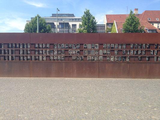 Herdingsmonument Gedenkstätte Berliner Mauer