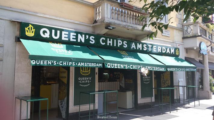 Queen Chips Amsterdam