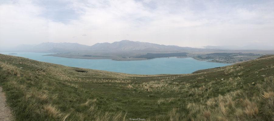 Lake Tekapo meer