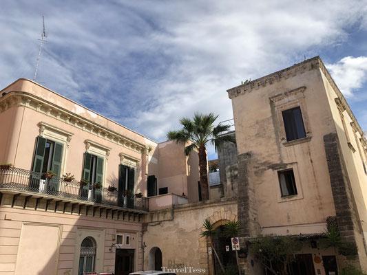Stedentrip Brindisi