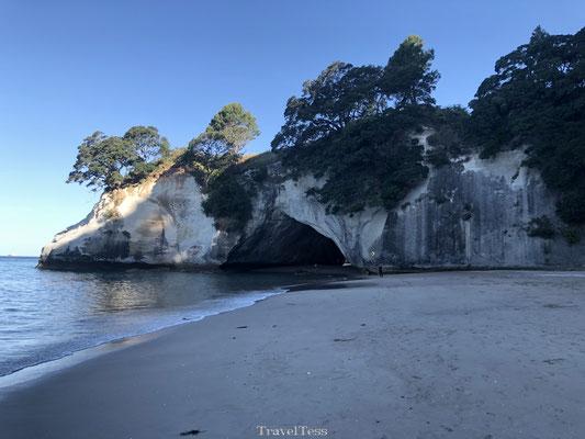 Cathedral Cove Nieuw-Zeeland