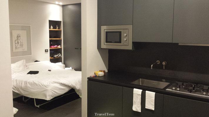Carlomaggisei appartement Milaan
