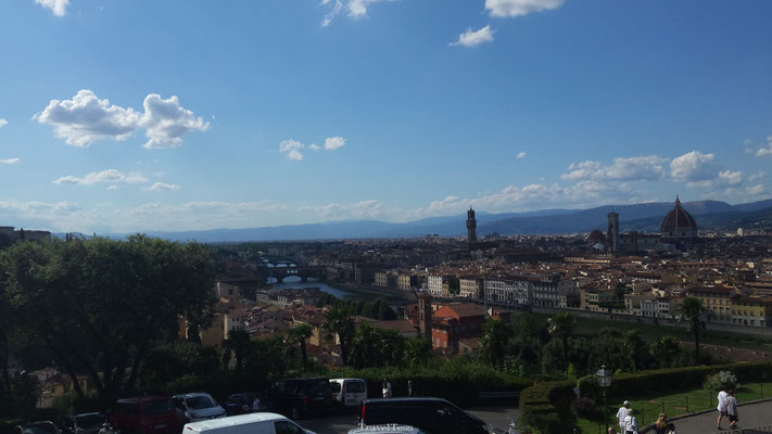 Michelangelo heuvel Florence