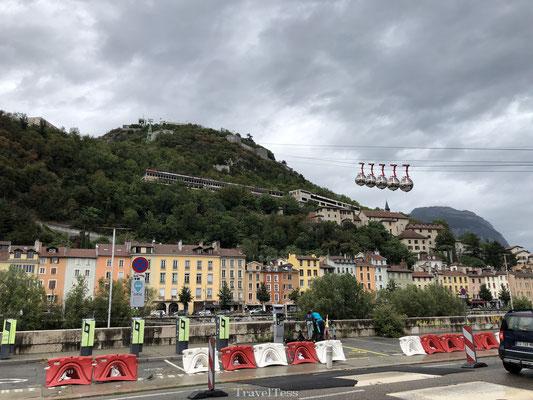 Kabelbaan Grenoble