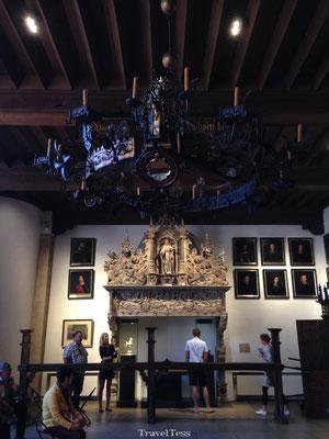 Historische stadhuis Munster