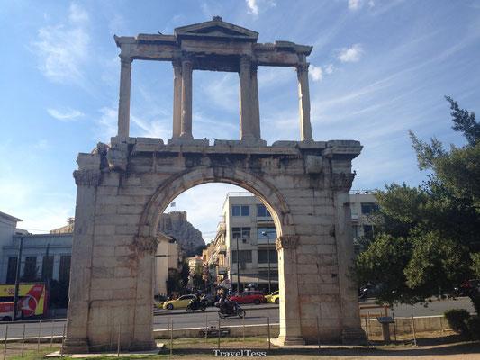 Poort van Hadrianus