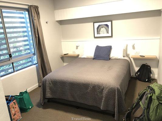 Kamer in Flashpackers Noosa