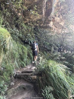 Hiken door de Blue Mountains
