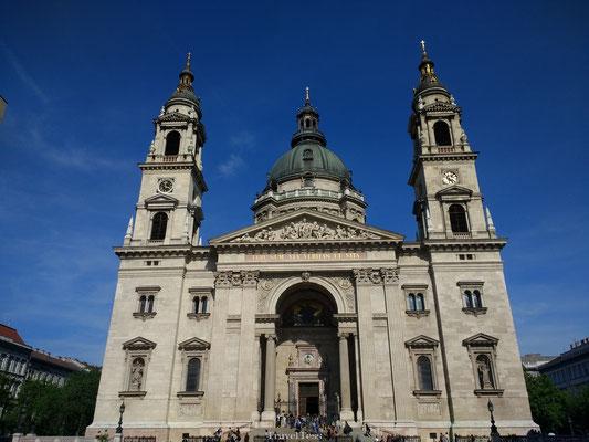 Sint-Stefanus basiliek Boedapest