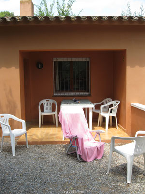 Vakantiehuisje Camping El Delfín Verde