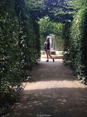 Waldstein Paleis tuinen Praag