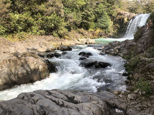 Waterval Tongariro National Park