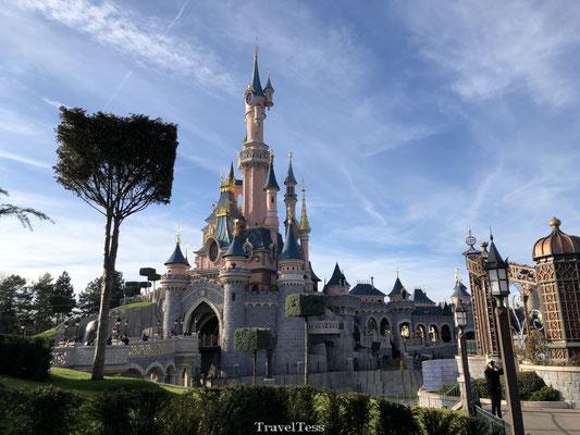 Sleeping Beauty Castle Parijs