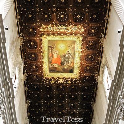 Santa Croce plafond Lecce