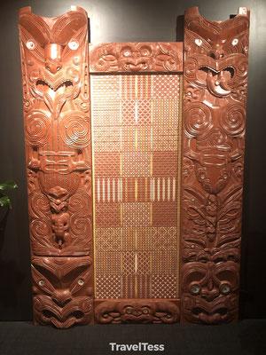 Te Puia Maori kunst
