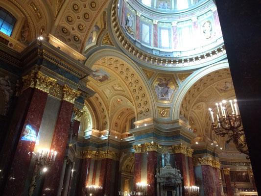 Sint-Stefanus Basiliek bezoeken