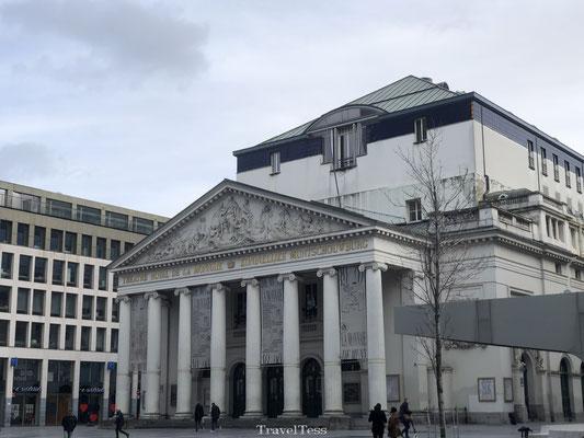 Theater De Munt La Monnaie