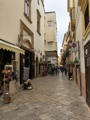 Straatbeeld Gallipoli