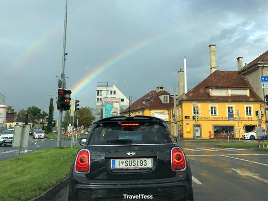 Regenboog Innsbruck