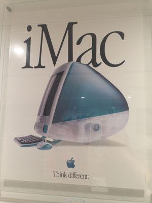 Oude iMac