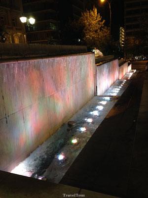Fontein Syntagmaplein Athene