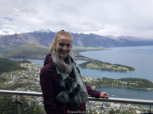 Queenstown bezoeken Nieuw-Zeeland