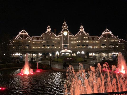 Disneyland Parijs ingang