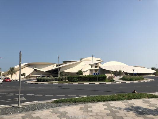 Bijzondere architectuur: Qatar National Museum