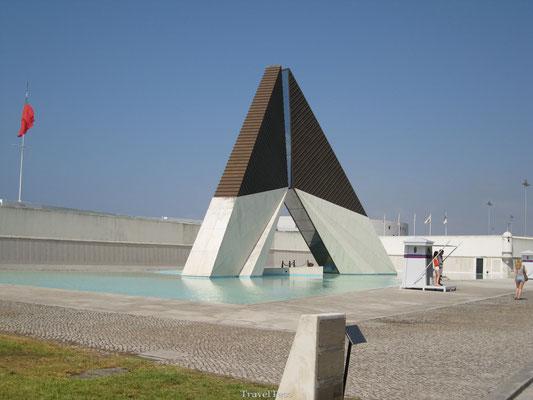 Kunstwerk Lissabon