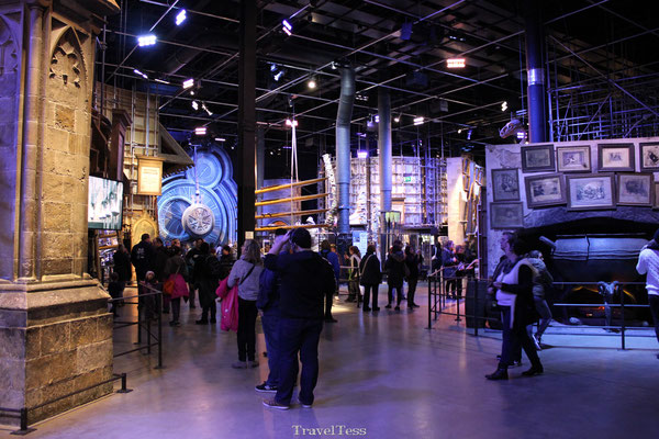 Harry Potter Studio's Londen